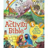 children bible activity books